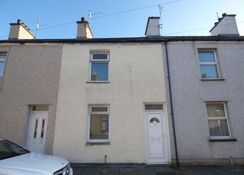 Thumbnail 3 bed terraced house for sale in Gilbert St, Holyhead, Anglesey