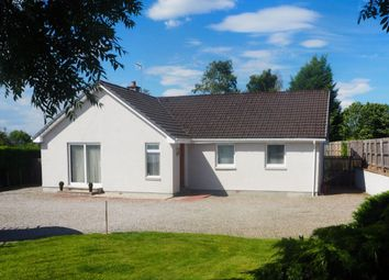 Thumbnail 3 bed bungalow for sale in Millbank Road, Munlochy