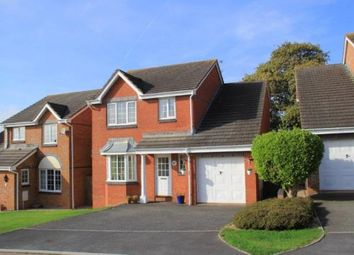 Thumbnail 4 bed detached house for sale in Exmouth, Devon