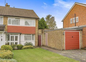 Thumbnail 3 bed semi-detached house for sale in Tiverton Road, Potters Bar, Hertfordshire