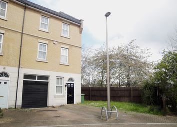 Thumbnail 5 bed end terrace house for sale in Monarch Way, Ilford