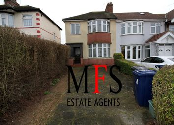 Thumbnail 3 bed end terrace house for sale in Sunnycroft Road, Southall
