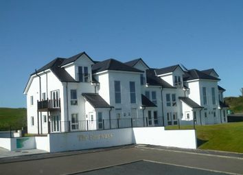 Thumbnail 3 bedroom flat for sale in The Fairways, Chalet Road, Portpatrick, Stranraer