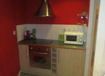 Thumbnail 1 bed flat to rent in Harewood Street, Vicar Lane, Leeds
