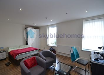 Thumbnail 1 bed flat to rent in St Peters Road, Leicester