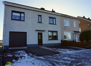 Thumbnail 5 bed semi-detached house for sale in Muirburn Place, Lanark
