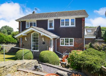 Thumbnail 4 bed detached house for sale in Gorham Close, Rottingdean, Brighton