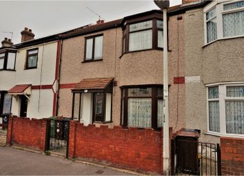 Thumbnail 3 bed terraced house for sale in Heath Road, Romford