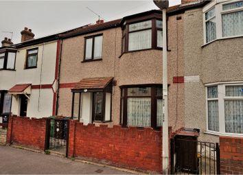 Thumbnail 3 bedroom terraced house for sale in Heath Road, Romford