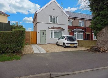 Thumbnail 3 bed terraced house to rent in Poplar Avenue, Swindon, Wiltshire