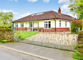 Thumbnail 5 bed detached bungalow for sale in Crag Lane, Killinghall, Harrogate