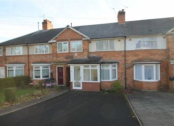Thumbnail 4 bed terraced house for sale in Quinton Road, Harborne, Birmingham