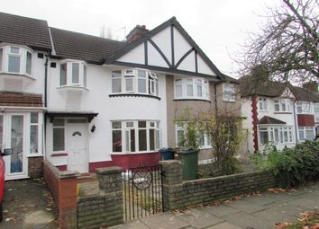 Thumbnail 3 bed terraced house to rent in Dryden Road, Harrow Weald