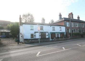 Thumbnail 3 bed detached house for sale in Bath Road, Speen, Newbury