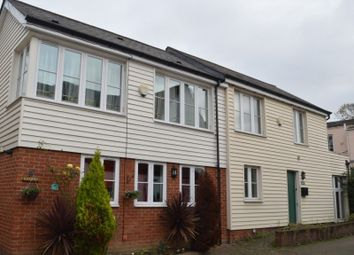Thumbnail 2 bed semi-detached house to rent in High Street, Ewell, Epsom, Surrey