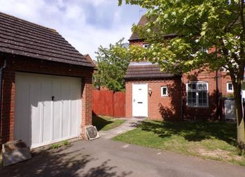 Thumbnail 3 bed end terrace house for sale in Harrowden Rise, Rowlatts Hill, Leicester, Leicestershire