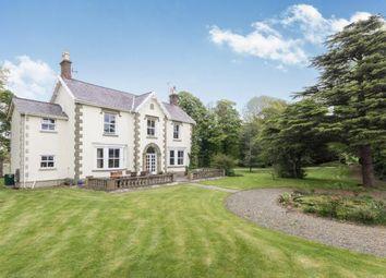Thumbnail 7 bed detached house for sale in Crossways Road, Pen Y Cefn, Mold, Flintshire