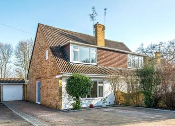 3 bed semi-detached house for sale in Cranford Park Drive, Yateley GU46