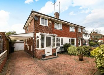 Thumbnail 3 bed semi-detached house for sale in Ainsdale Crescent, Reading