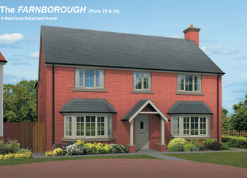 Thumbnail 4 bed detached house for sale in The Farnborough, England's Field, Bodenham, Hereford, Herefordshire