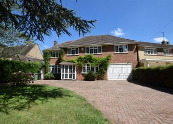 Thumbnail 4 bed detached house for sale in Stamford Road, Oakham