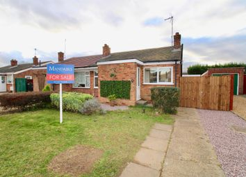Thumbnail 3 bed bungalow for sale in Basil Green, Orton Longueville, Peterborough