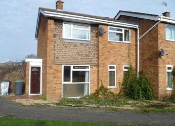 Thumbnail 3 bed end terrace house to rent in St. Andrews Close, Flitwick, Bedford