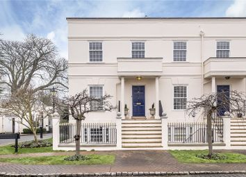 Thumbnail 4 bed end terrace house for sale in Beaufort Close, London