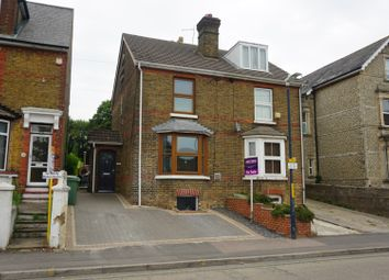 Thumbnail 3 bed semi-detached house for sale in Union Street, Maidstone