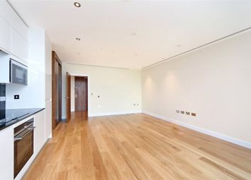 Thumbnail Studio for sale in Waterview Drive, London