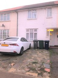 Thumbnail 3 bed terraced house to rent in Edgware, Middlesex