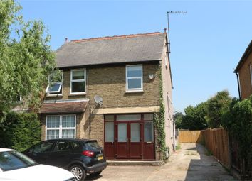 Thumbnail 3 bed flat to rent in Wood End Green Road, Hayes