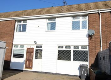 Thumbnail 3 bedroom terraced house for sale in Dulverton Close, Bransholme, Hull