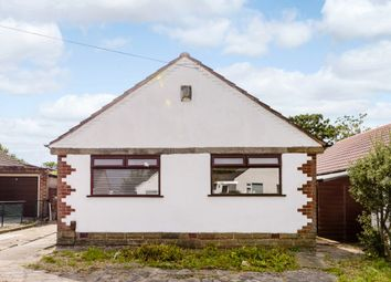 Thumbnail 2 bed detached bungalow for sale in Conway Road, Cheadle, Greater Manchester
