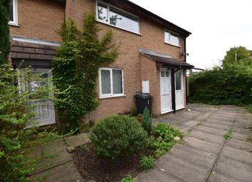Thumbnail 2 bed maisonette to rent in Beaumont Lodge Road, Leicester