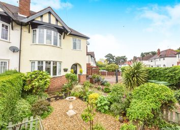 Thumbnail 4 bed semi-detached house for sale in St. Dunstans Close, Worcester