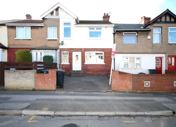 Thumbnail 3 bed terraced house to rent in Wellington Road, Edlington