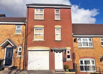 Thumbnail 3 bed town house for sale in Dragon Way, Penallta, Hengoed