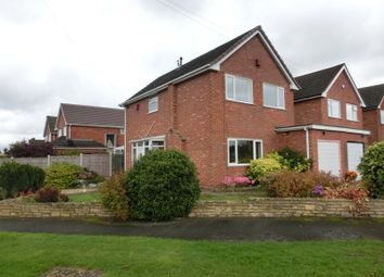 Thumbnail 3 bed detached house for sale in Littleshaw Lane, Wythall, Birmingham
