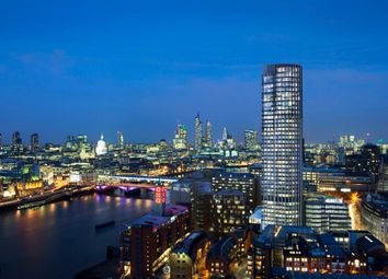 Thumbnail 3 bedroom flat for sale in Black Edition, South Bank Tower, 55 Upper Ground, London
