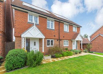 Thumbnail 3 bedroom semi-detached house for sale in Hawthorn Way, Billingshurst