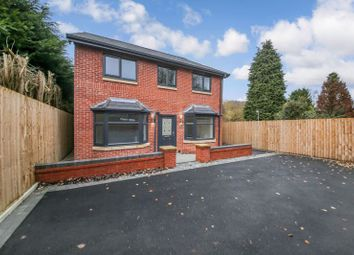 Thumbnail 5 bed detached house for sale in Whelley, Wigan