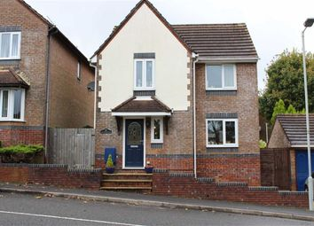 Thumbnail 3 bed detached house for sale in Ffordd Taliesin, Killay, Swansea