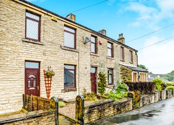 Thumbnail 3 bed terraced house for sale in Netheroyd Hill Road, Fixby, Huddersfield