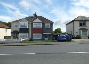 Thumbnail 3 bedroom semi-detached house for sale in Callington Road, Tavistock