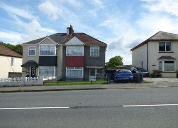 Thumbnail 3 bed semi-detached house for sale in Callington Road, Tavistock