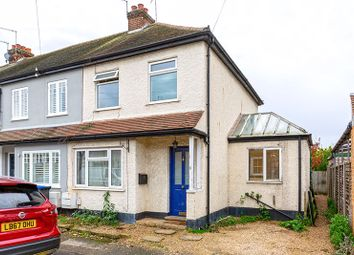 Thumbnail 2 bedroom end terrace house for sale in Winters Road, Thames Ditton