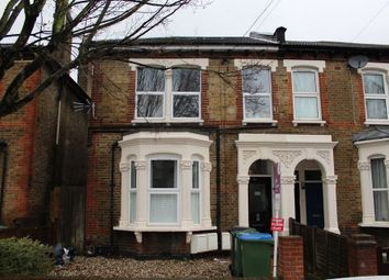 Thumbnail 1 bed flat for sale in Borthwick Road, London