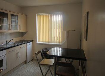 Thumbnail 1 bedroom flat to rent in First Floor Flat, Glanmor Road, Uplands, Swansea