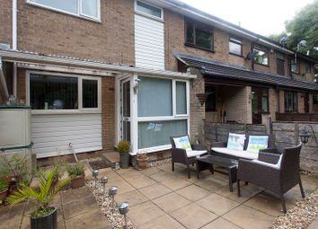 Thumbnail 3 bed terraced house for sale in Simmondley Grove, Glossop, Derbyshire